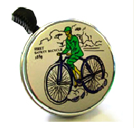 Bell - Penny Farthing Design