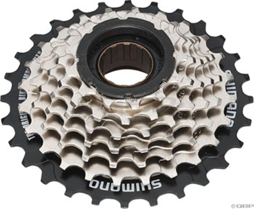 MF-TZ31 7 SPEED Shimano Multiple Freewheel