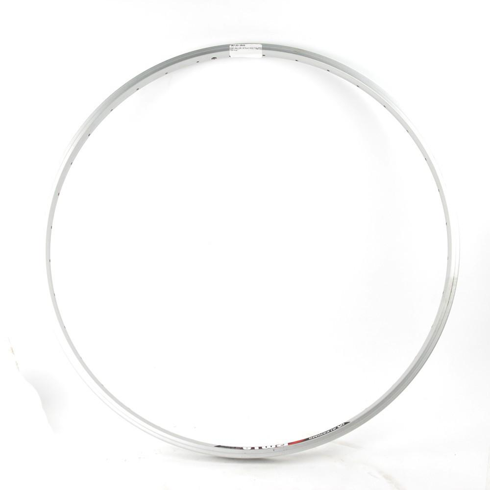 Rim 26 x 1.75 Alex DM-18 D/w Silver Ano W/msw and Eyelets 36H S/v and Wear Line Indicator