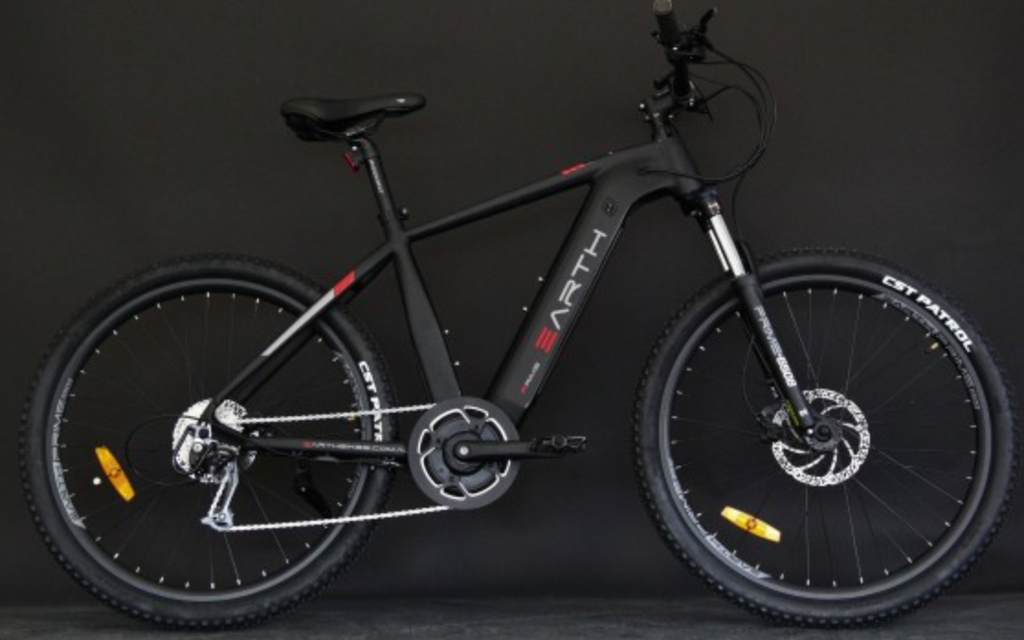 Earth Prime - 27.5 MK-5 600W Hardtail