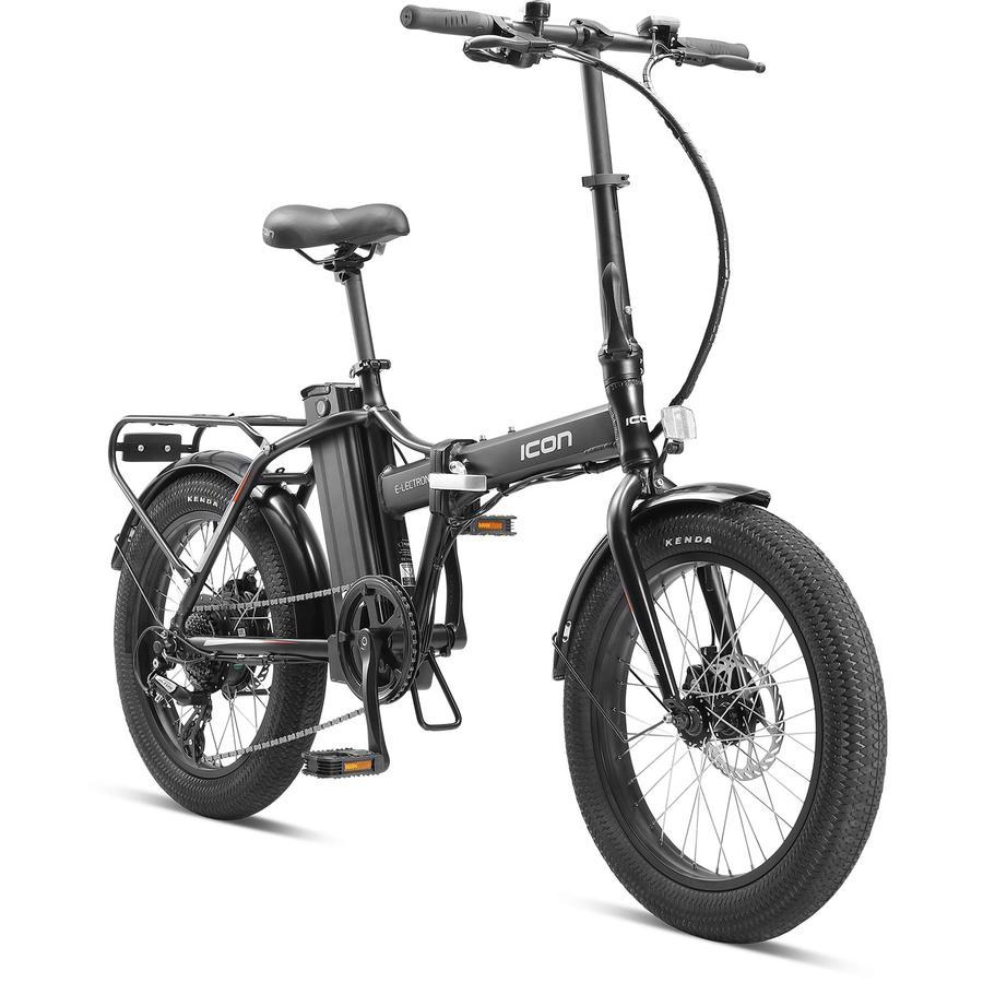 ICON XDS E-lectron Folding Bike