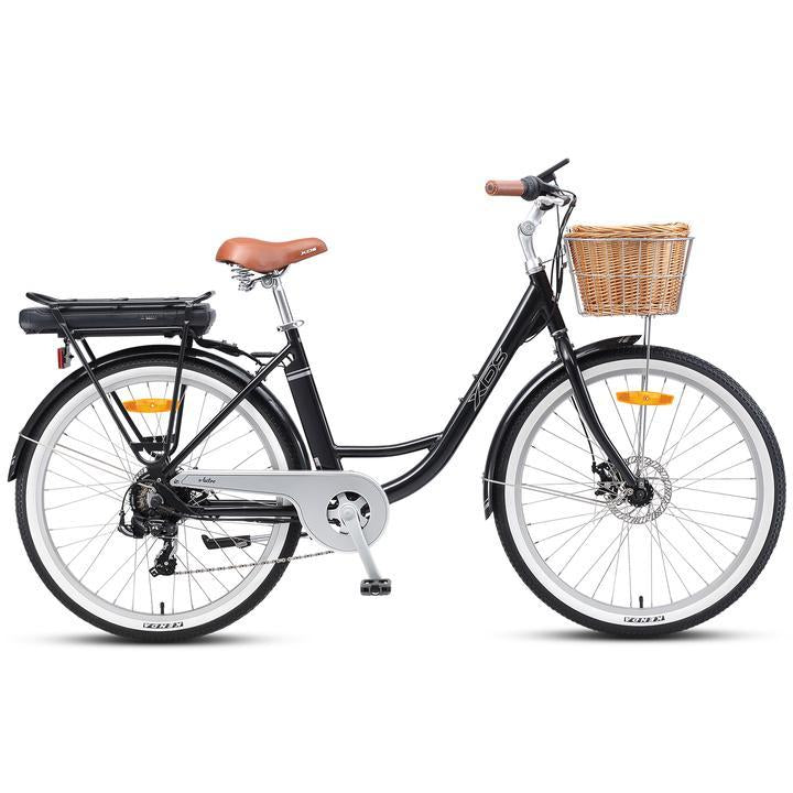 XDS E-Lectro Cruiser Electric Bicycle