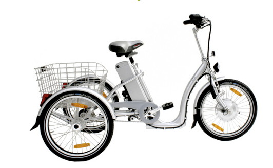 eZee Carro Electric Trike