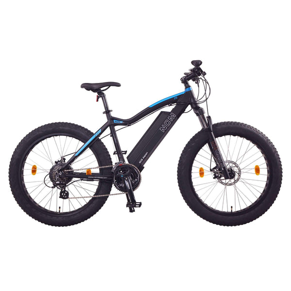 Leon NCM Aspen Plus Fat Ebike