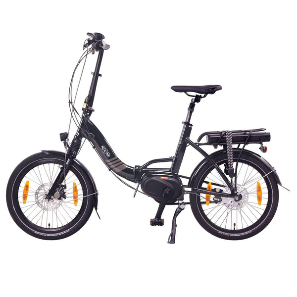 Leon NCM Paris MAX Folding E-Bike 36V