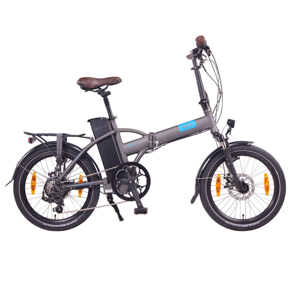 Leon NCM London Folding Electric Bike