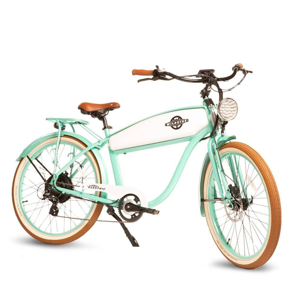 Wildsyde Hunni Bunni Vintage Electric Beach Cruiser