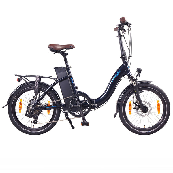 Leon NCM Paris Folding Electric Bike