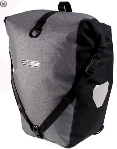 Ortlieb Back Roller Plus Waterproof Rear Panniers