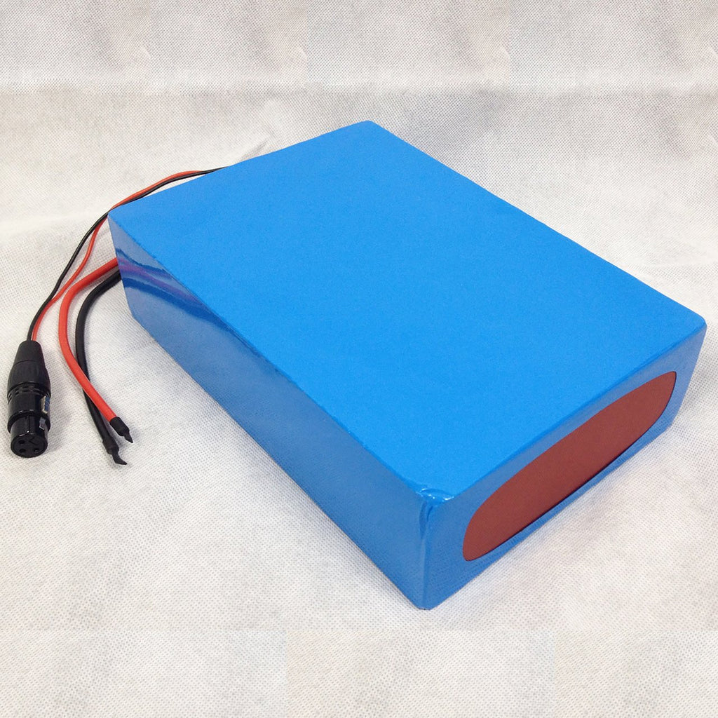Pirez 36v 20ah Lithium Ion Rectangle with 20amp BMS