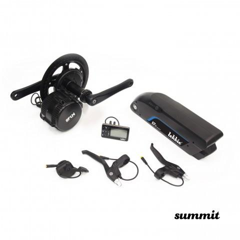 Lekkie Summit Mid Drive Bafang Conversion Kit