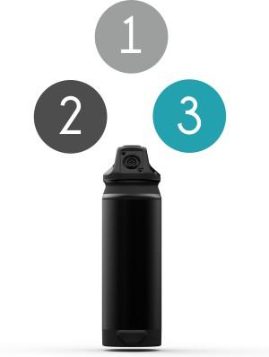 Orbea RANGE EXTENDER - BATTERY BOTTLE X35
