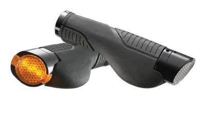 X Tech Ergonomic Grips w/ Indicator Light