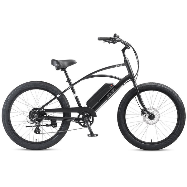 XDS E-MERGE Cruiser Midnight Black