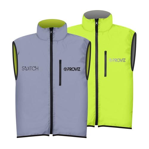 PROVIZ SWITCH GILET - YELLOW-REFLECTIVE