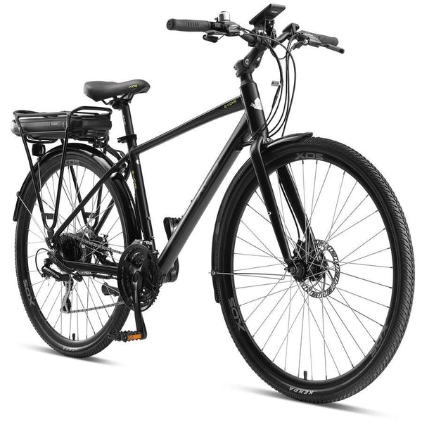 XDS E-Voke Electric Bicycle - Step Over