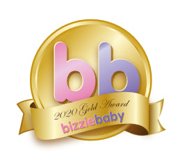 Bizziebaby: Gold and Bronze awards