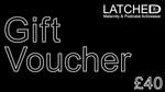 Latched Gift Card