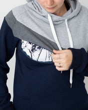 Load image into Gallery viewer, Oversized Nursing Hoodie