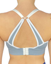 Load image into Gallery viewer, Nursing Sports Bra - Grey