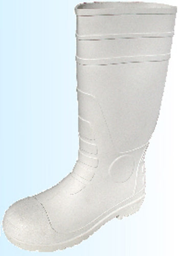 White Safety Wellington Boots to buy from Cleaning Supplies 2U
