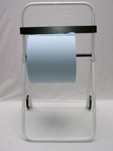 Floor Standing Wiper Roll Dispenser to buy from Cleaning Supplies 2U