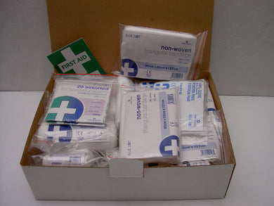 Refill Pack for H.S.E. First Aid Kit (11 - 20 persons) to buy from Cleaning Supplies 2U