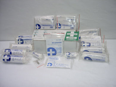Refill Pack for 1-10 person First Aid Kit (was £7) to buy from Cleaning Supplies 2U