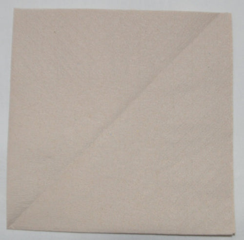 2ply Recycled Paper Napkins - Light Brown - 30cm to buy from Cleaning Supplies 2U