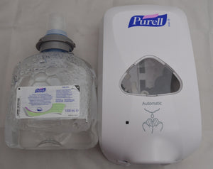 Purell TFX Sanitising Foam to buy from Cleaning Supplies 2U