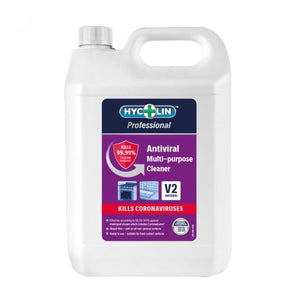 Hycolin Antiviral Disinfectant (effective against Coronaviruses) 750ml + 5 Litre Refill to buy from Cleaning Supplies 2U