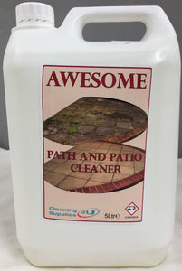 Awesome - Path and Patio Cleaner