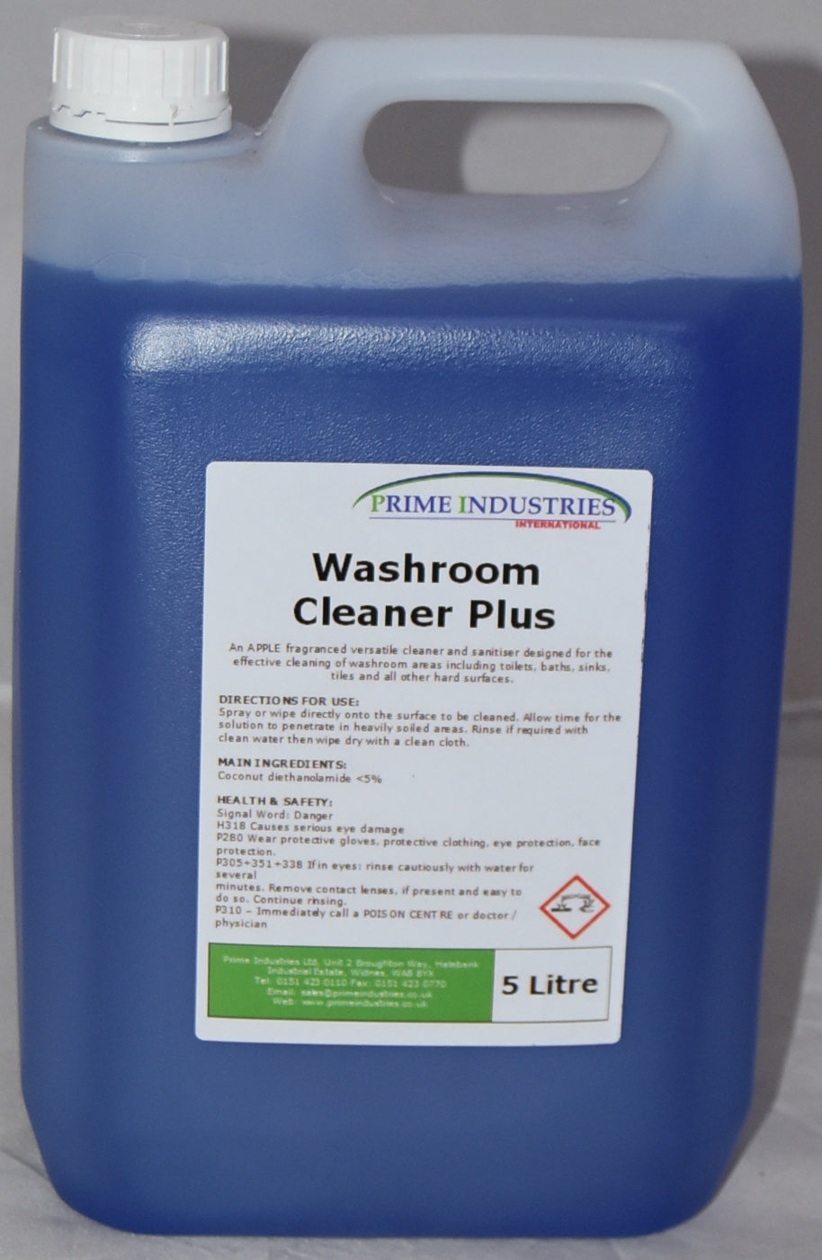 Germicidal Washroom Cleaner to buy from Cleaning Supplies 2U