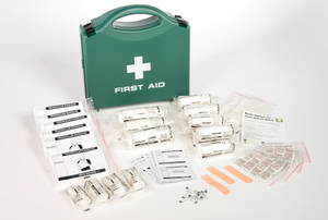 H.S.E. First Aid Kit (upto 20 person) to buy from Cleaning Supplies 2U