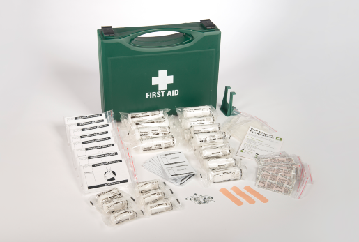 Refill Pack for H.S.E. First Aid Kit (21 - 50 Persons) to buy from Cleaning Supplies 2U