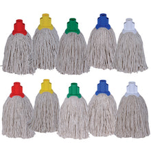 Load image into Gallery viewer, Colour Coded Socket Mop to buy from Cleaning Supplies 2U