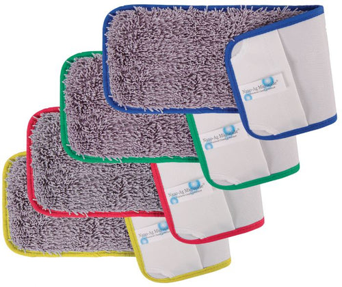Pro-Mist Microfibre Antibacterial Flat Mop (pack of 5) to buy from Cleaning Supplies 2U