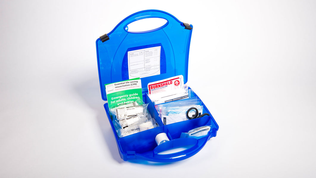Refill Pack for BS8599 Catering First Aid Kit (1 - 10 Person) to buy from Cleaning Supplies 2U