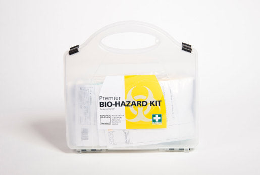 Bio-Hazard clean up pack - 3 Applications to buy from Cleaning Supplies 2U