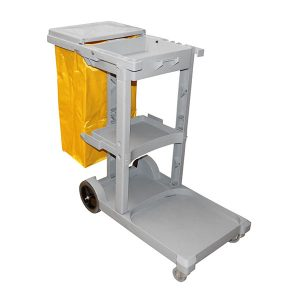 Janitor's / Cleaner's / Maintenance Trolley to buy from Cleaning Supplies 2U
