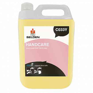 Selden C033Y Pearlised Hand Soap to buy from Cleaning Supplies 2U