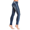 (WRMK1BLB4E-J4R) Wr.Up® Shaping Effect - Blue - Low Waist - Skinny