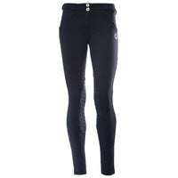 (WRH1LDP5ESWA-N) Wr.Up® Shaping Effect - Horse- Black - Regular Waist - Skinny- Swarovski