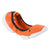 (S5WF3P1A) Orange 3D Pro Ballerina shoe