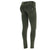 (WRUP1RF824-V32) WR.UP® REGULAR-RISE SKINNY-FIT GREEN PANTS WITH A DISTRESSED EFFECT