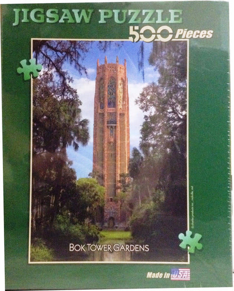 Bok Tower Gardens Jigsaw Puzzle