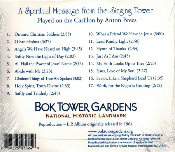 A Spiritual Message from the Singing Tower