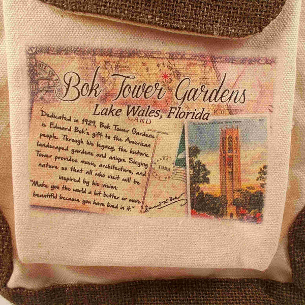 Cross Body Bag - Bok Tower Gardens