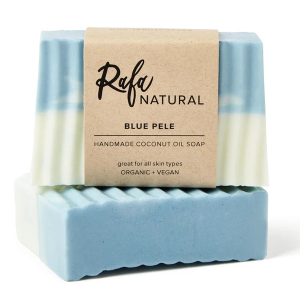 Blue Pele Handmade Soap
