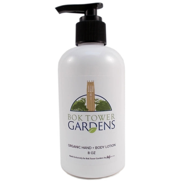 Bok Tower Gardens Hand & Body Lotion